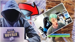 NINJA CAN'T WITH a HACKER in FORTNITE - Fun Moments NINJA CAN'T WITH a HACKER in FORTNITE - Fun Moments NINJA CAN'T WITH a HACKER in FORTNITE - Fun Moments NINJA CAN