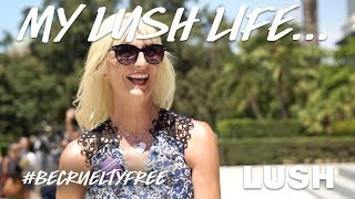 My Lush Life: Hilary Pickles, Charitable Giving Ambassador #BeCrueltyFree