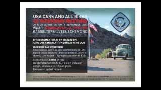 UCAB dag meeting  USA cars and all bikes 07-04-2013