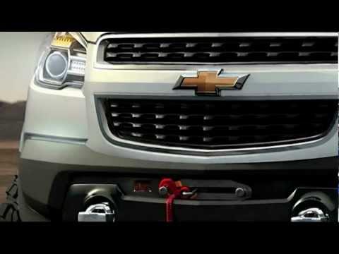 Chevrolet Colorado Rally Concept Youtube