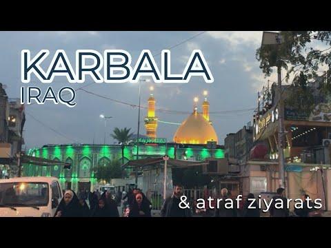 Karbala, Iraq - Ziyarat 2018/19