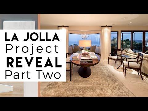 Interior Design | LaJolla Residence | Reveal #2