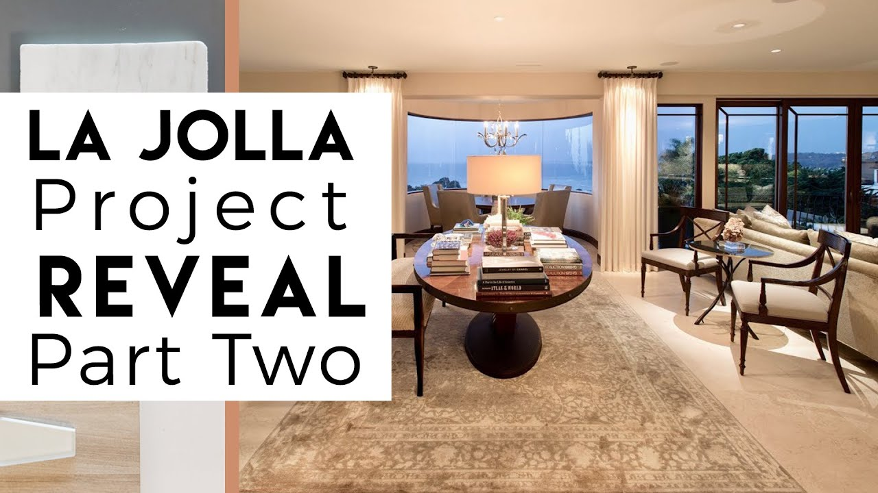 Interior Design | LaJolla Residence | Reveal #2 - YouTube