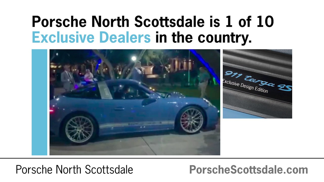 Porsche North Scottsdale >> Porsche North Scottsdale 2017 Targa Unveiling Event Youtube