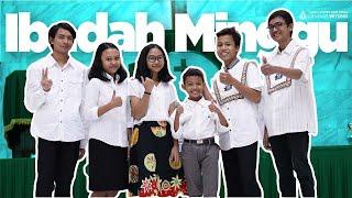 Ibadah Minggu (Pekan Anak) - 05 Juli 2020 // GKJW Jemaat Wiyung