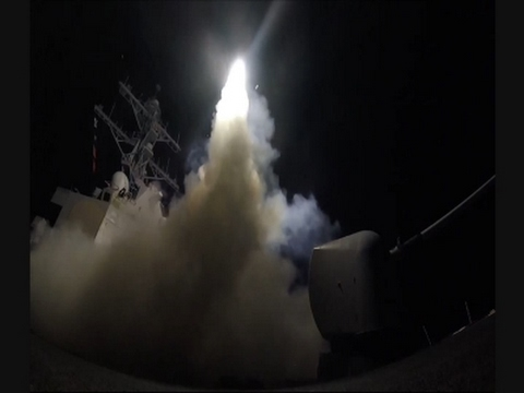 US Syria Missile Strike Could Strain Russia Ties