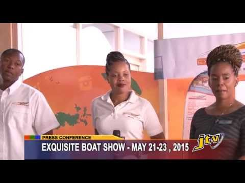 VIRGIN ISLANDS EXQUISITE BOAT SHOW MAY 21 TO 23 2015
