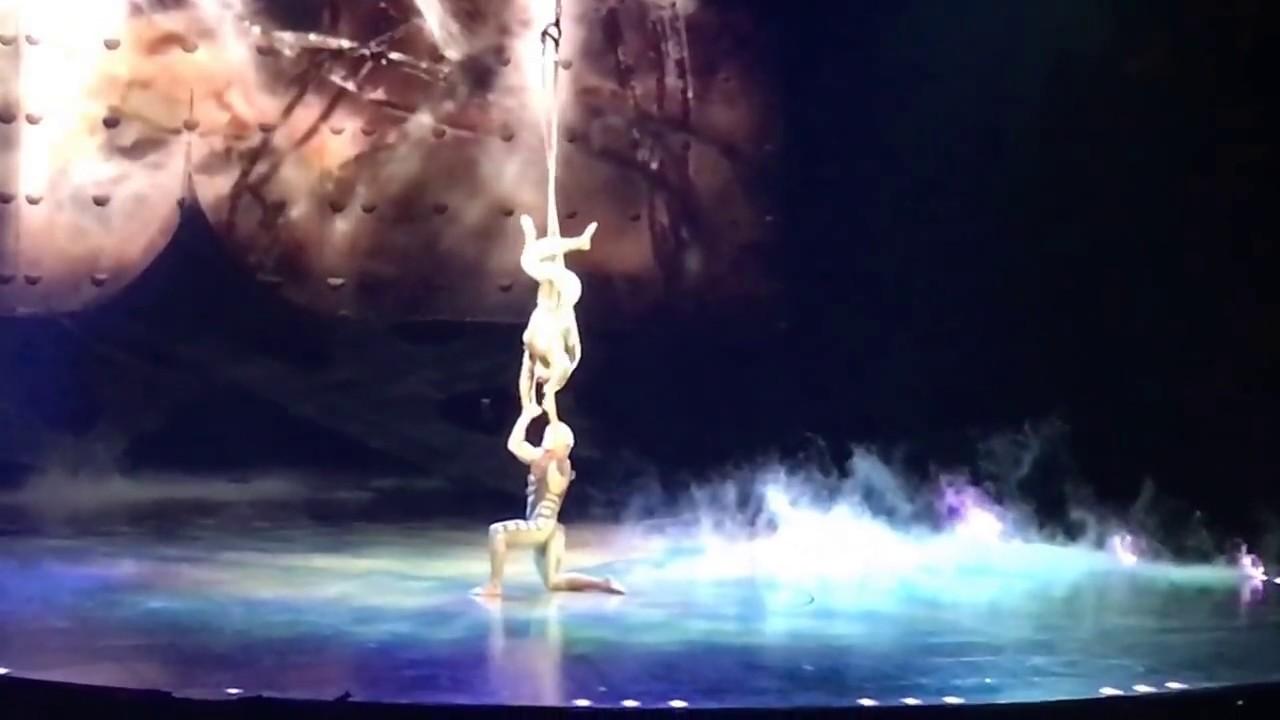 Cirque Du Soleil Ovo Dauer