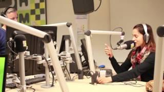 Interview: Vasuda Sharma -  Radio Station Den Haag FM (2015)