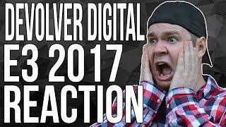 DEVOLVER DIGITAL - E3 2017 REACTION FUSE4GAMING