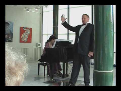 "Bizet  ""Carmen"" Toreadors's Song Taras Shtonda And Anastasiya Titovych"