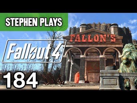 "Fallout 4 #184 - ""Fallon's Department Store"""