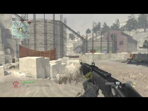 How To Grizzly Nac On MW2