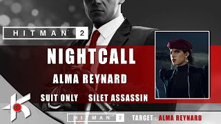 Hitman 2 : Nightcall Suit Only Silent Assassin