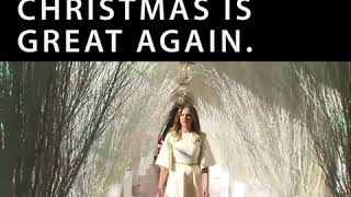 'She's Like An Angel': Child Visiting White House Stunned by First Lady Melania Trump