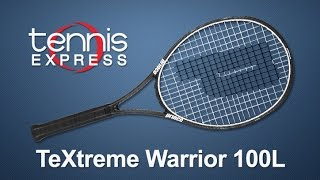 Prince TeXtreme Warrior 100L Racquet Review | Tennis Express