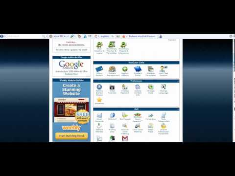 How To Do Domain Mapping On Cpanel With Hostgator