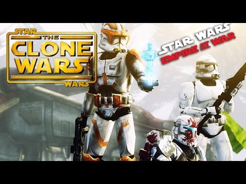 What Is... The Clone Wars Mod - Empire At War Forces Of Corruption