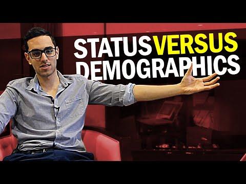 Natural Social Circles | High Status vs. Demographics | The Natural System [4/5]