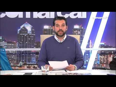 COMARCAL DEPORTES 22 FEBRERO 2016 PEDRO ZAMORA, JUAN LUIS AMADOR Y MIGUEL LOPEZ