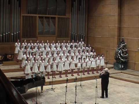 Bulgarian National Radio Children's Choir - Three Christmas Songs from Silistra