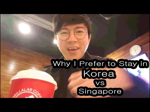 Why I Chose To Live In Korea Vs Singapore