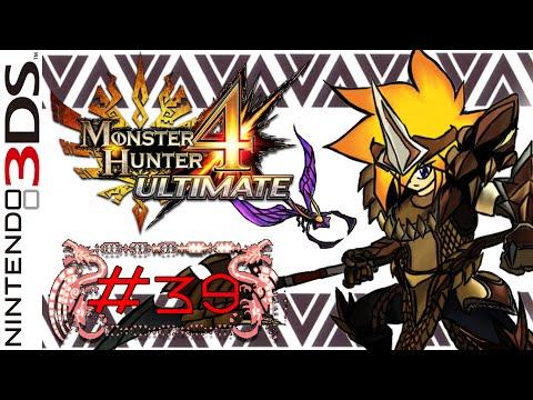 LZ : Monster Hunter 4 Ultimate #39 [HR7:Advanced Speartio Menace] | Online