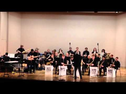 Hail to Pitt - University of Pittsburgh Jazz Ensemble