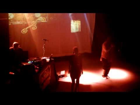 Wax Tailor - Fireflies - Cambridge - 9.6.13