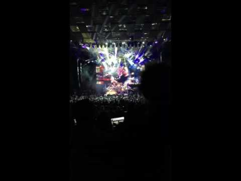 Dead & Company Drums/Space Riverbend Music Center Cincinnati June 16, 2016