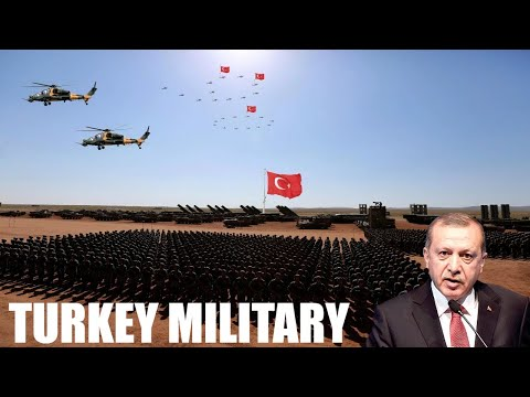 Scary! Turkey Military Power - How Powerful is Turkish? 2019