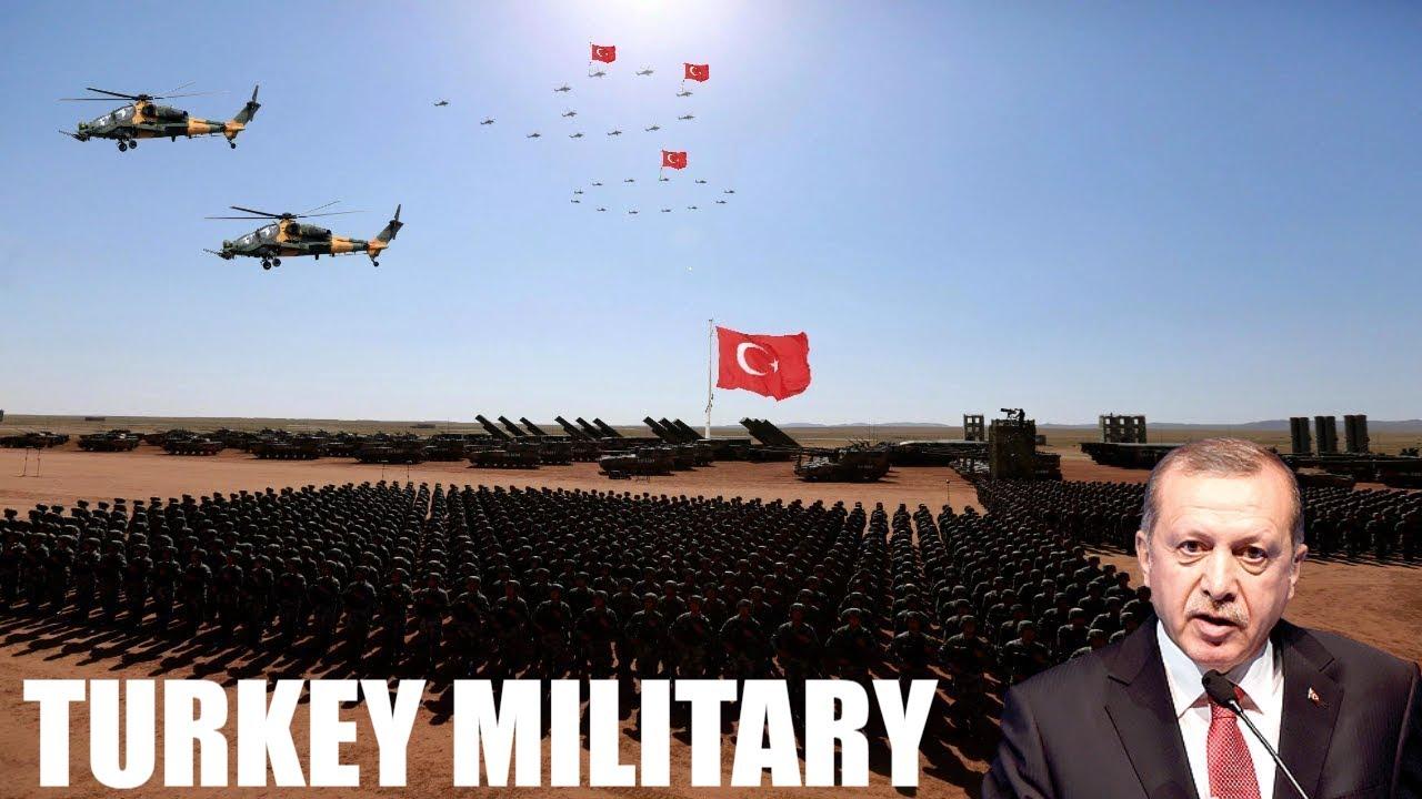 Turkey Military Power - How Powerful is Turkish? 2019 - YouTube