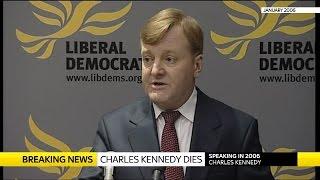 Charles Kennedy's Three Decades In Politics