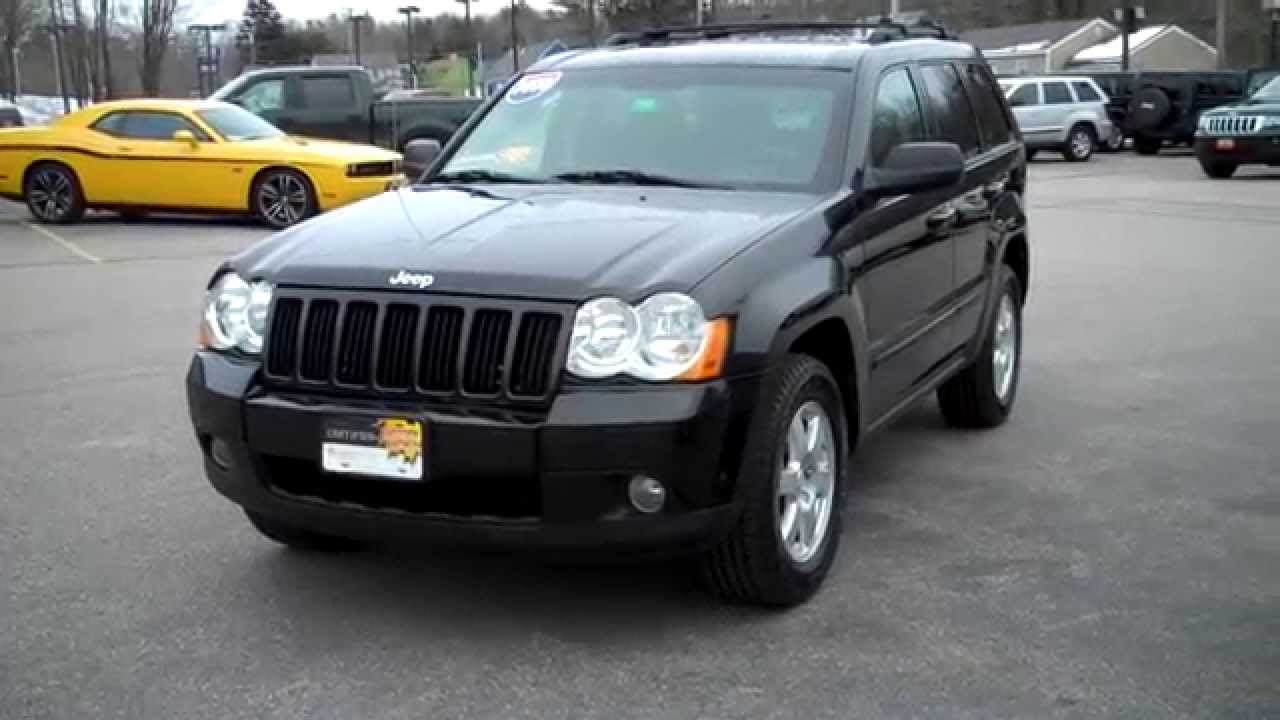 Best priced 2008 jeep grand cherokee laredo southern maine for Southern maine motors saco maine