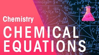 Chemical Equations | Environmental Chemistry | Chemistry | FuseSchool