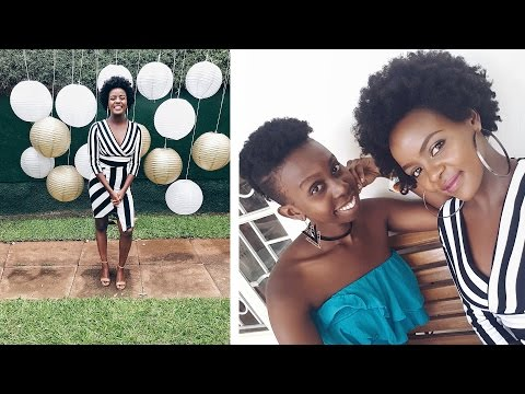 Travel Vlog | Guest Speaker at Kinks and Curls Expo in Uganda