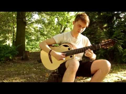 Celtic Guitar Music - Fairy Forest (by Adrian von Ziegler) Acoustic Guitar Cover