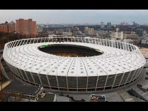 Olympic Stadium Kyiv Ukraine Estadio Olimpico De Kiev Ucrania Igeo Tv