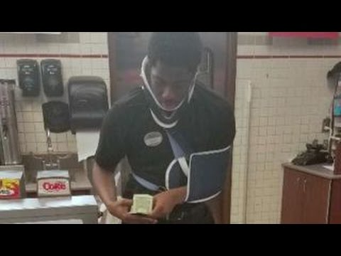How this Chick-Fil-A employee will spend the $44k raised
