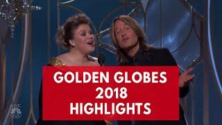 Golden Globes 2018 highlights