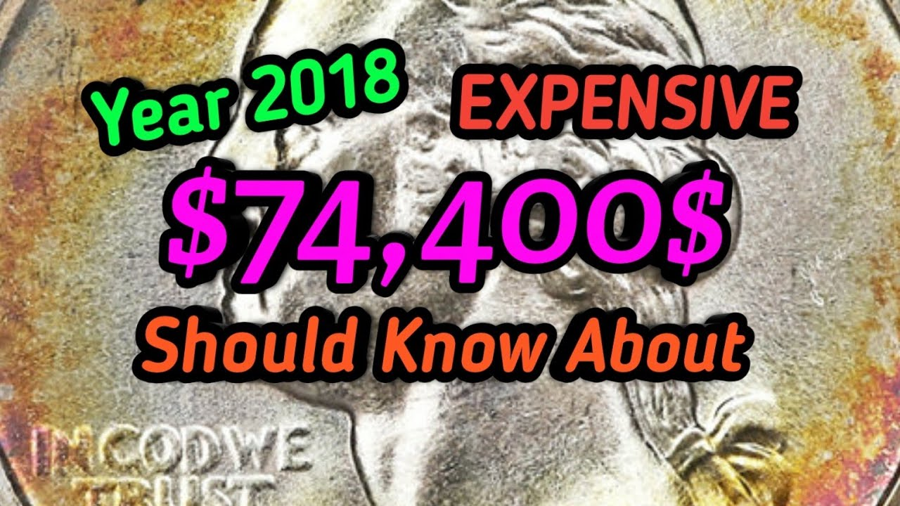 Top 3 Recent Most Expensive Washington Quarter In Year 2018 That You