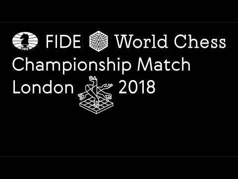 World Chess Championship 2018 Closing Ceremony
