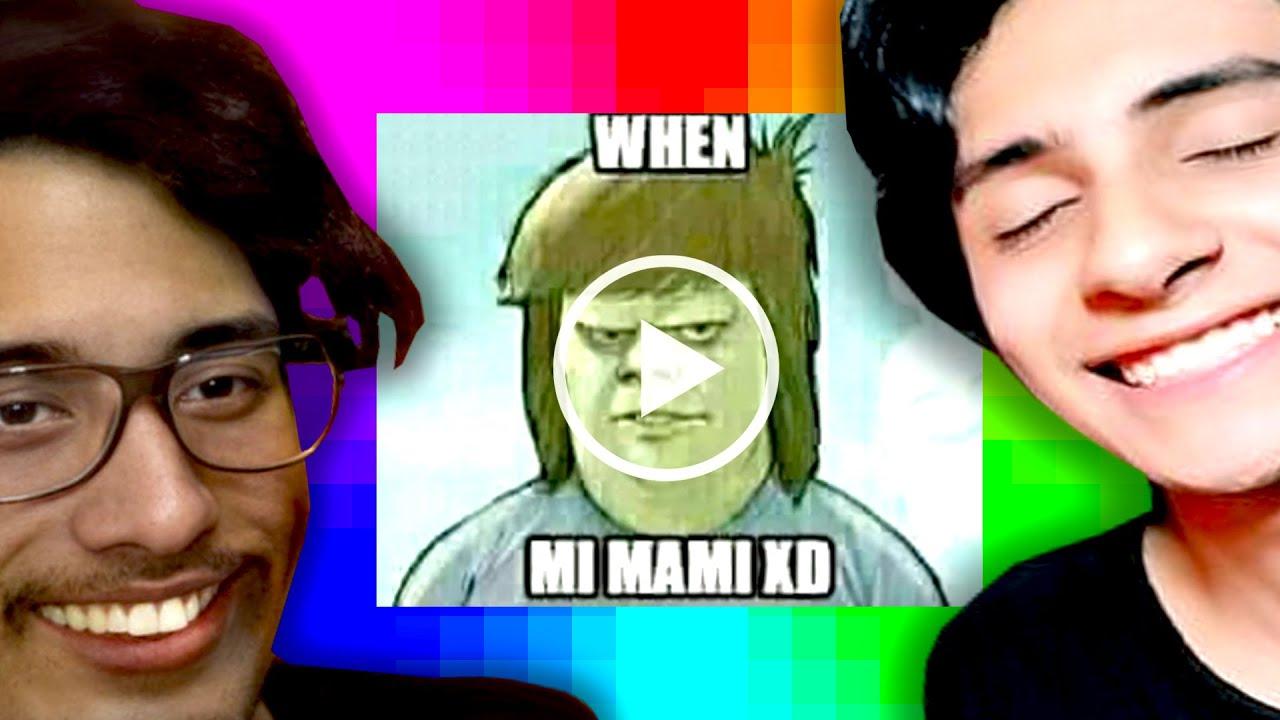 MAAU y NATALAN reaccionan a videos random xd
