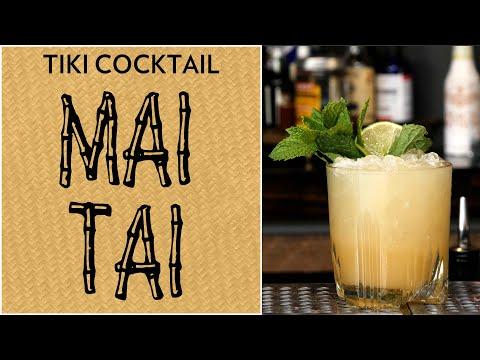 Tiki Cocktail: Mai Tai