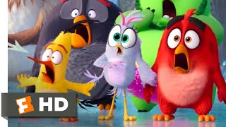 The Angry Birds Movie 2 - Lava Ball Eruption | Fandango Family