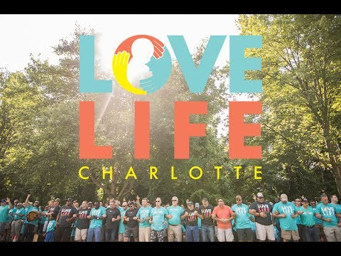 Love Life Prayer Walk - Charlotte