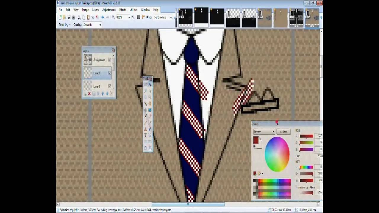 Roblox Suit Template How To Make A Non Shadowed Suit On Roblox Youtube