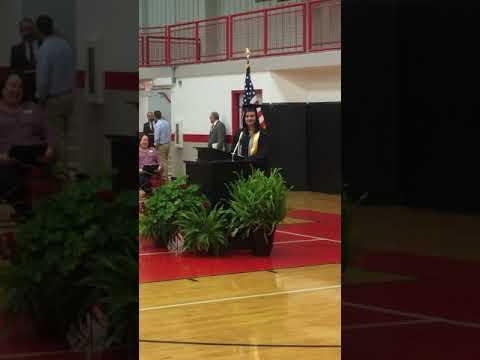 Elkmont High School Class Day Speech 2016