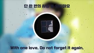 Ha Sungwoon[하성운] - Don't forget(잊지마요)(feat.Park Jihoon[박지훈])   Korean, English Lyrics(가사)