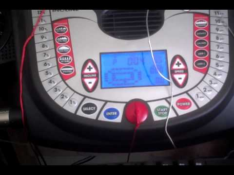 new balance 1400 treadmill troubleshooting
